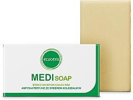 Kup Antybakteryjne mydło do ciała i rąk ze srebrem koloidalnym - Ecocera Medi Soap