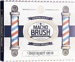 Kup Szczotka do brody, owalna - Macho Beard Company Macho Brush