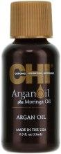 Kup Lekka odżywka bez spłukiwania Olej arganowy - CHI Argan Oil Plus Moringa Oil (miniprodukt)