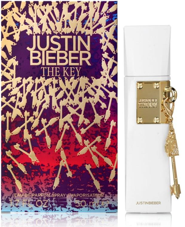 Justin Bieber The Key - Woda perfumowana