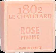 Kup Mydło - Le Chatelard 1802 Soap Rose Pione