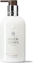 Kup Molton Brown Delicious Rhubarb & Rose Hand Lotion - Balsam do rąk