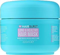 Kup Maska na długie i zdrowe włosy - Hairburst Long And Healthy Hair Mask
