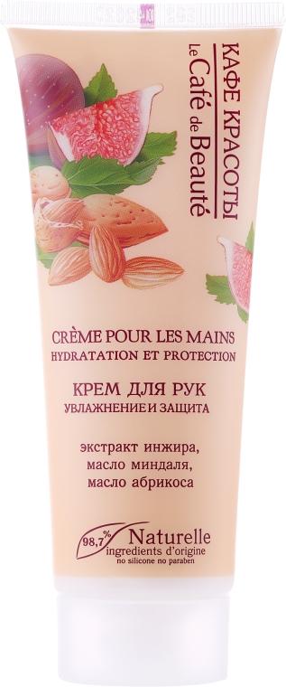 Nawilżający krem ochronny do rąk - Le Café de Beauté Hand Cream