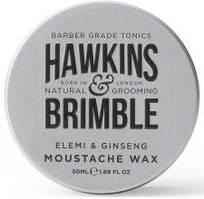 Kup Wosk do wąsów - Hawkins & Brimble Elemi & Ginseng Moustache Wax