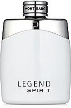 Kup Montblanc Legend Spirit - Woda toaletowa (tester z nakrętką)