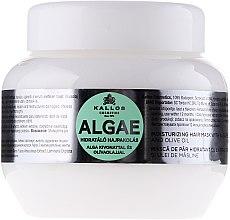 Kup Nawilżająca maska do włosów z ekstraktem z alg i oliwą z oliwek - Kallos Cosmetics Algae Mask