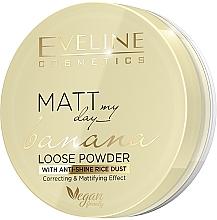 Kup Sypki puder bananowy - Eveline Cosmetics Matt My Day