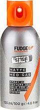 Kup Matowy spray utrwalający do włosów - Fudge Matte Hed Gas