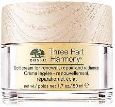 Kup Rewitalizujący krem do twarzy - Origins Three Part Harmony Soft Cream