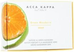 Kup Mydło toaletowe - Acca Kappa Green Mandarin Toilet Soap