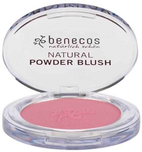 Róż do policzków - Benecos Natural Compact Blush