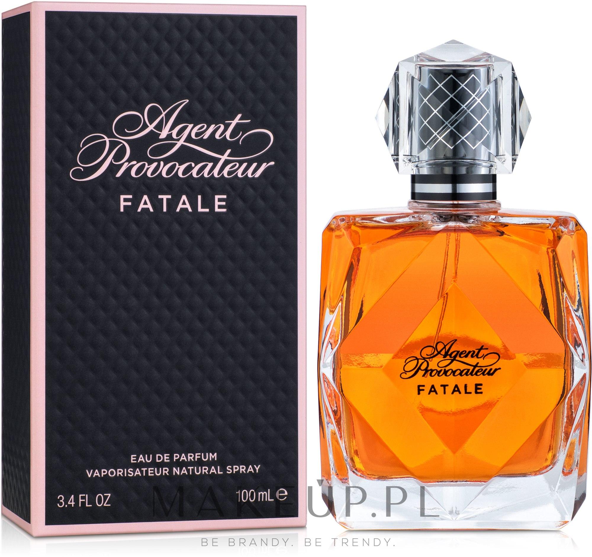 Agent Provocateur Fatale - Woda perfumowana — фото 100 ml