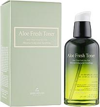 Kup Tonik nawilżający z ekstraktem z aloesu - The Skin House Aloe Fresh Toner
