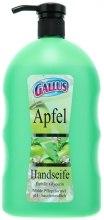 Kup Jabłkowe mydło w płynie - Gallus Soap