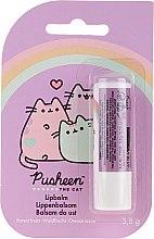 Kup Odżywczy balsam do ust dla dzieci - The Beauty Care Company Pusheen Strawberry Lip Balm