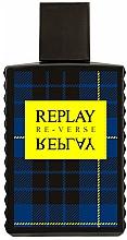 Kup Replay Signature Re-verse For Men - Woda toaletowa (tester z nakrętką)