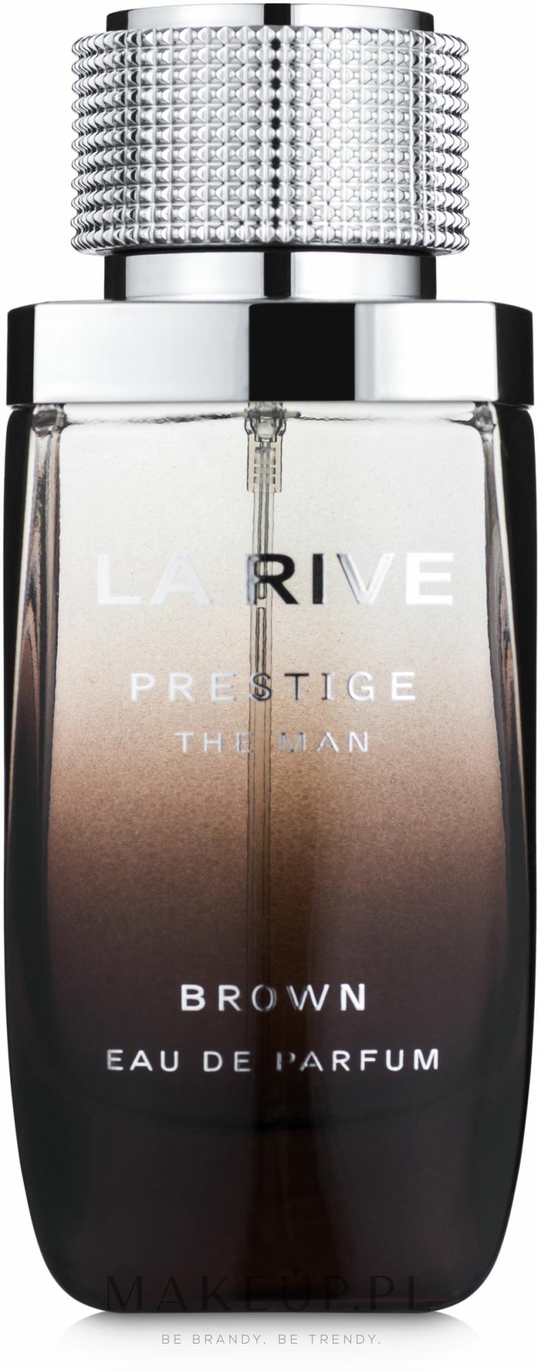 la rive prestige - the man brown