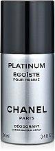 Kup Chanel Égoïste Platinum - Perfumowany dezodorant w sprayu