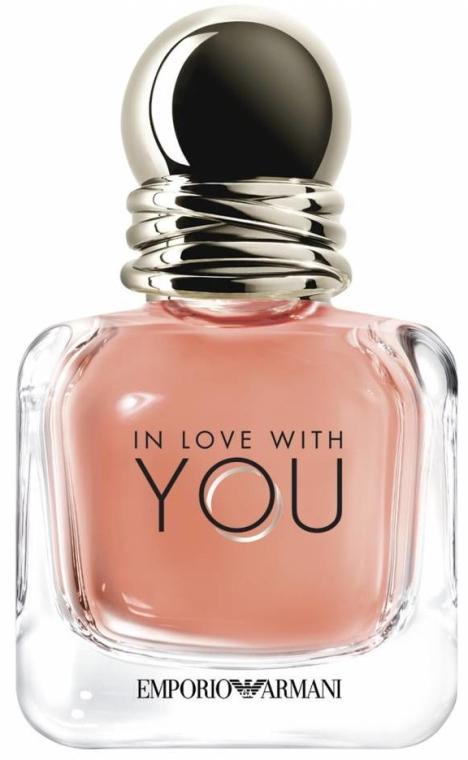 Giorgio Armani Emporio Armani In Love With You - Woda perfumowana (tester z nakrętką)