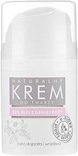 Kup Naturalny krem do twarzy do cery dojrzałej i wrażliwej 20% olej z dzikiej róży - E-Fiore
