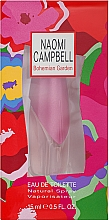 Kup Naomi Campbell Bohemian Garden - Woda toaletowa (mini)
