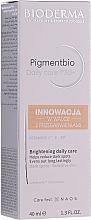 Kup Krem do cery wrażliwej rozjaśniający przebarwienia - Bioderma Pigmentbio Daily Care Brightening Daily Care SPF 50+