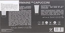 Zestaw dla skóry matowej i znaieczyszczonej - Germaine de Capuccini For Men (f/concentrate/50ml + eye/ser/15ml) — фото N5