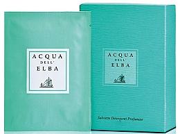 Kup Acqua dell Elba Classica Men - Perfumowane chusteczki nawilżane