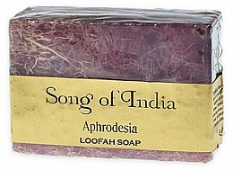 Kup Mydło w kostce - Song of India Aphrodesia Loofah Soap