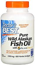 Kup Czysty olej rybny w kapsułkach - Doctor's Best