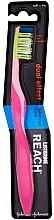 Kup Miękka szczoteczka do zębów, różowa - Reach Dual Effect Soft