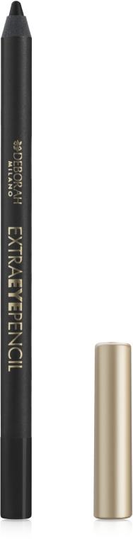 Wodoodporna kredka do oczu - Deborah Extra Eye Pencil — фото N1