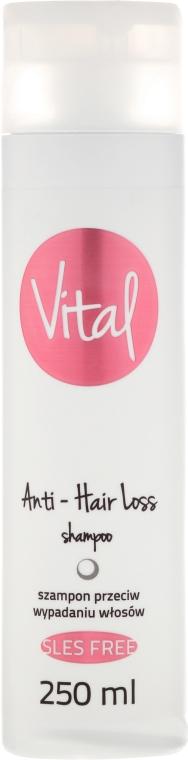 Szampon do włosów - Stapiz Vital Anti Hair Loss Shampoo — фото N1