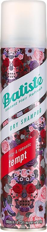 Suchy szampon do włosów - Batiste Tempt Dry Shampoo