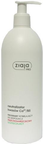 Neutralizator kwasów - Ziaja Pro Acid Neutralizer Ca2+ /B5 — фото N1