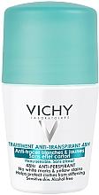 Kup Antyperspirant w kulce przeciw śladom na ubraniach - Vichy Traitement Anti-Transpirant 48H