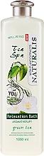 Kup Relaksujący olejek do kąpieli Zielona herbata - Naturalis Tea Spa Relaxation Bath