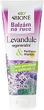 Kup Regenerujący balsam do rąk z lawendą - Bione Cosmetics Lavender Hand Balm