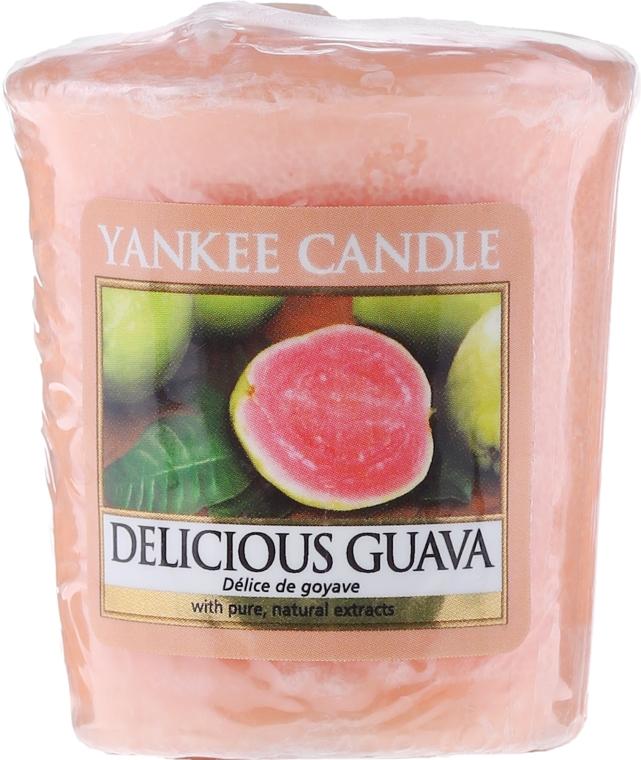Świeca zapachowa sampler - Yankee Candle Delicious Guava — фото N1