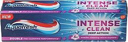 Kup Intensywnie oczyszczająca pasta do zębów - Aquafresh Intense Clean Deep Action Toothpaste