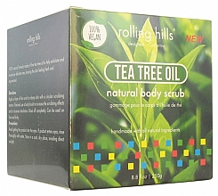 Kup Peeling do ciała Olej z drzewa herbacianego - Rolling Hills Gommage Corps Naturel