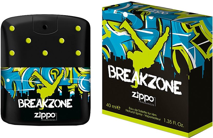 Zippo BreakZone for Him - Woda toaletowa