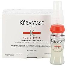 Kup Koncentrat do włosów osłabionych, z tendencją do wypadania - Kerastase Fusio-Dose Ampli Force Concentrate