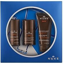 Kup Zestaw - Nuxe Men (deo/50ml + f/gel/50ml + sh/gel/100ml)