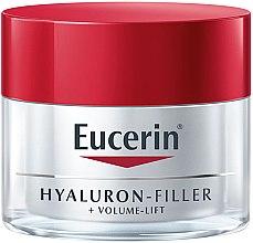 Kup Krem na dzień do skóry normalnej i mieszanej - Eucerin Hyaluron-Filler+Volume-Lift Day Cream SPF15
