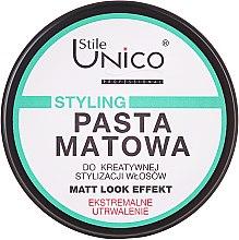 Kup Matowa pasta do kreatywnej stylizacji włosów - Hegron Stile Unico Pasta
