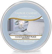 Kup Wosk zapachowy - Yankee Candle A Calm & Quiet Place Scenterpiece Melt Cup