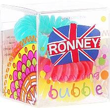 Kup Gumki do włosów, 3,5 cm - Ronney Professional S23 MAT