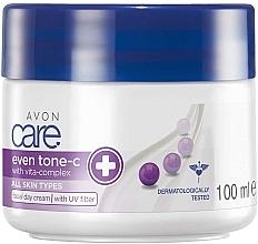 Krem do twarzy wyrównujący koloryt na dzień - Avon Care Even Tone-C Facial Day Cream — фото N1
